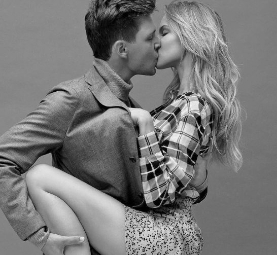Страстный поцелуй красивые картинки 021
