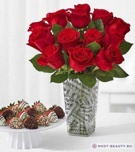 Супер букеты цветов фото красивые 027