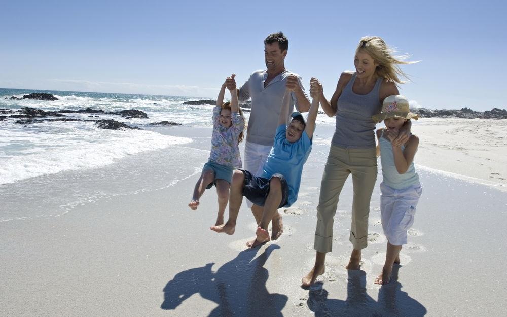 фото на рабочий стол семья возле моря полезной фишкой