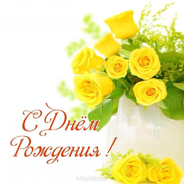 День мед, открытки без надписи поздравление с днем рождения женщине
