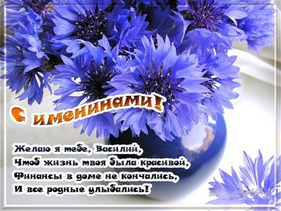 С Днем Рождения поздравления прикольные для Василия (27)
