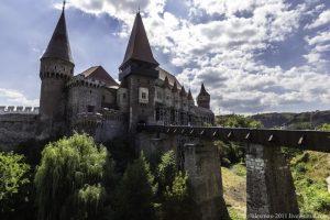 Тату замок дракулы   красивые фото027