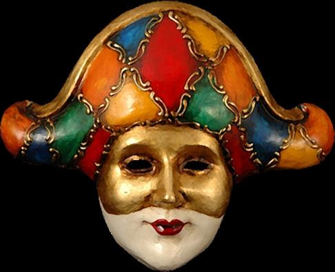 Театральные маски детские картинки   подборка 001
