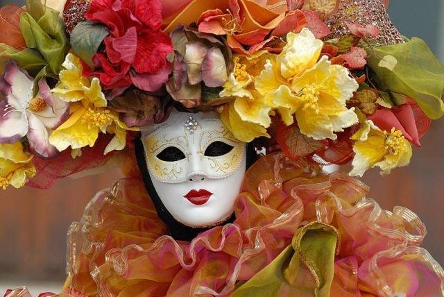 Театральные маски детские картинки   подборка 003