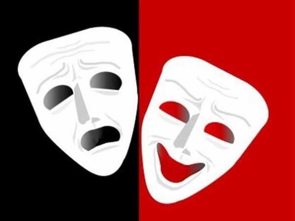 Театральные маски детские картинки   подборка 004