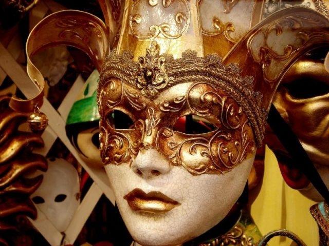 Театральные маски детские картинки   подборка 009