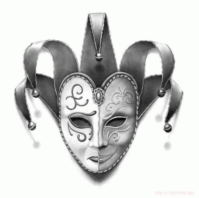 Театральные маски детские картинки   подборка 017