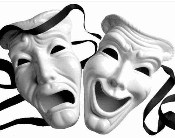 Театральные маски детские картинки   подборка 021