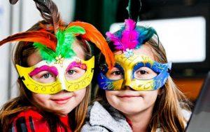 Театральные маски детские картинки   подборка 023