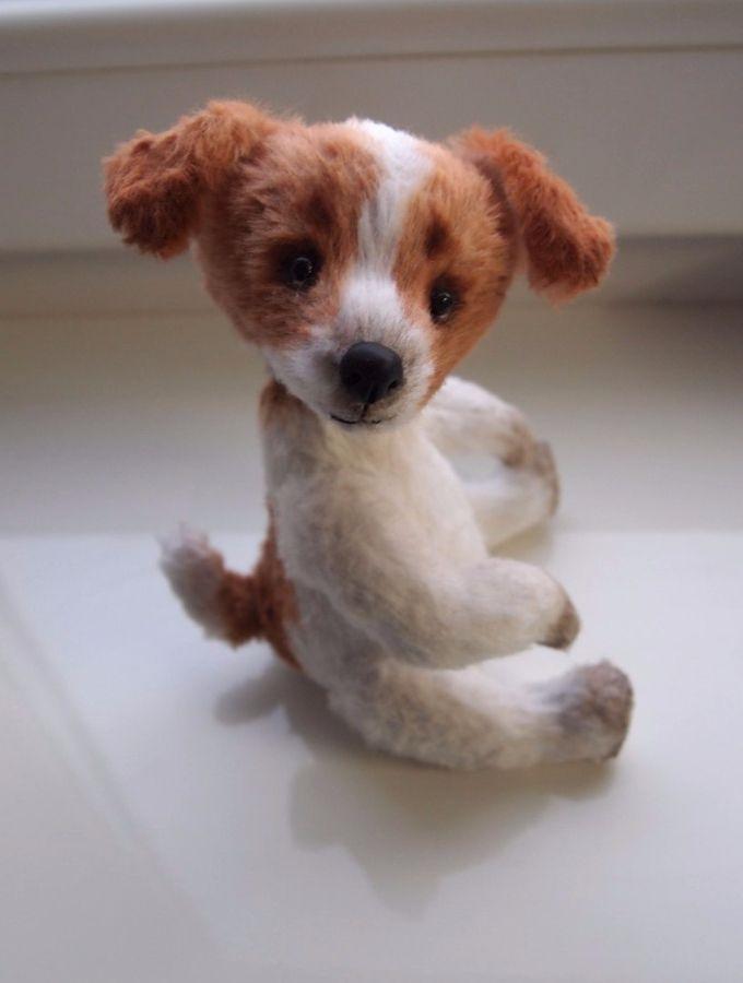 Тедди щенок выкройка   картинки003