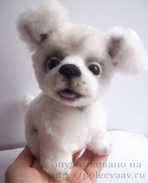 Тедди щенок выкройка   картинки010
