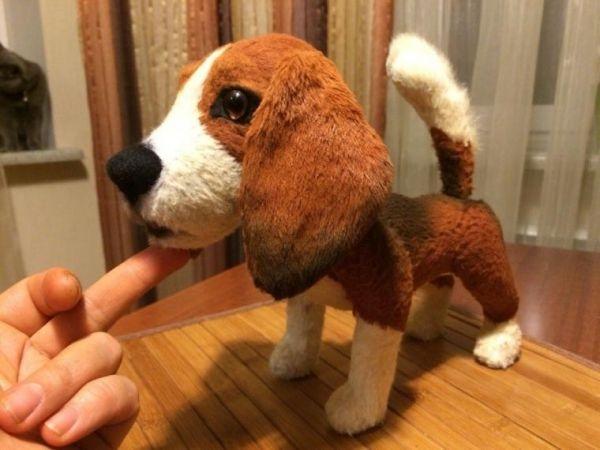 Тедди щенок выкройка   картинки011
