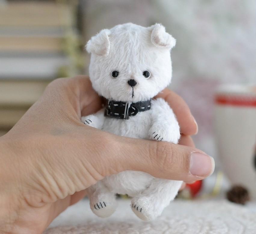 Тедди щенок выкройка   картинки020