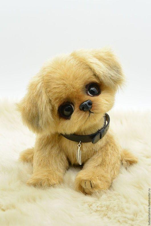 Тедди щенок выкройка   картинки022
