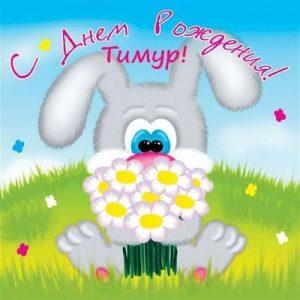 Тимурик с Днем Рождения   подборка открыток 024