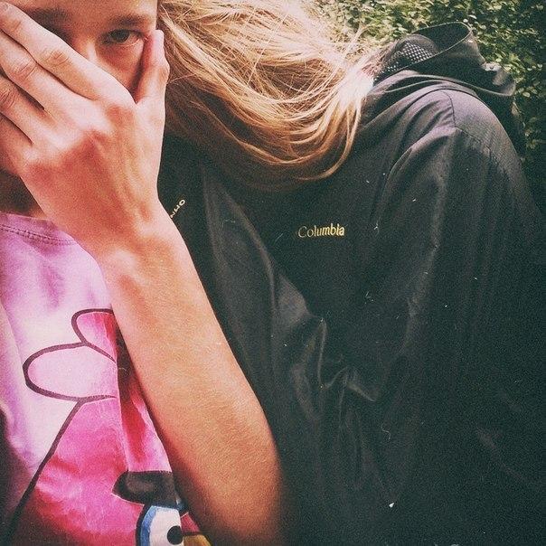 Топовые фотки девушек на аву без лица