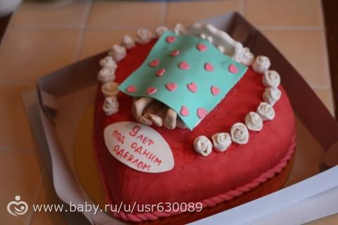 Тортик на годовщину свадьбы   фото 007
