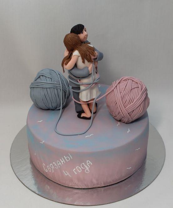 Тортик на годовщину свадьбы   фото 009