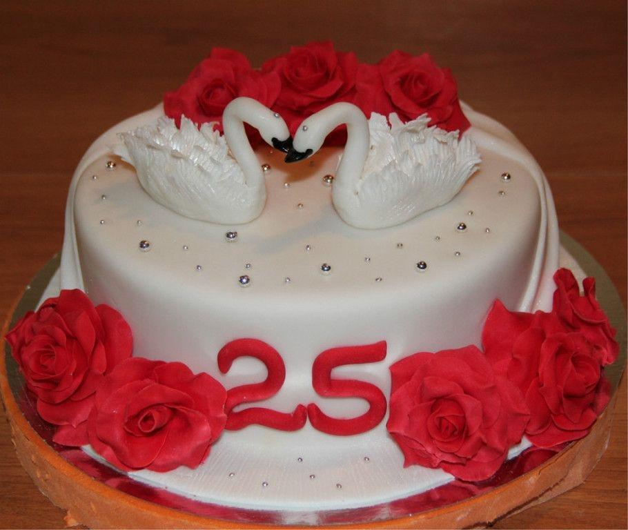 Тортик на годовщину свадьбы   фото 013