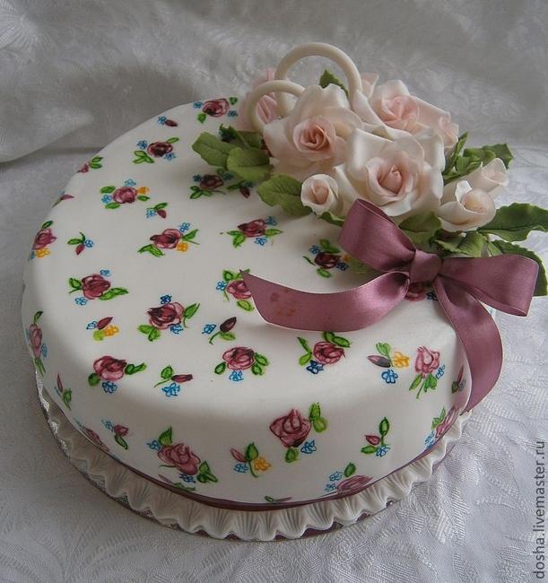 Тортик на годовщину свадьбы   фото 014