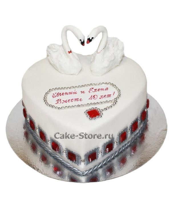 Тортик на годовщину свадьбы   фото 015