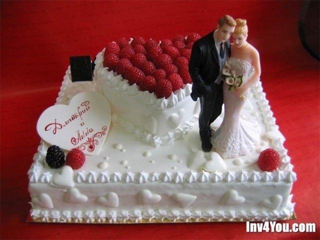Тортик на годовщину свадьбы   фото 016