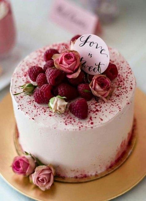Тортик на годовщину свадьбы   фото 019