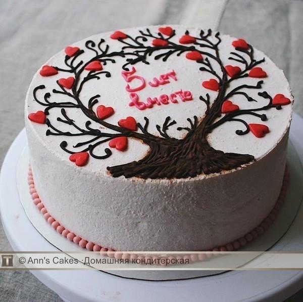 Тортик на годовщину свадьбы   фото 020