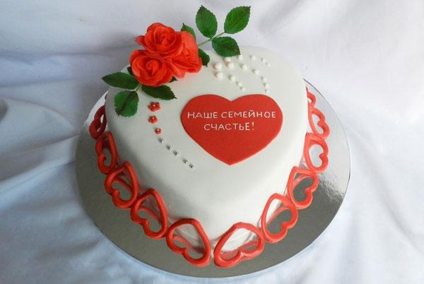 Тортик на годовщину свадьбы   фото 022