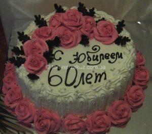 Торты из сливок на день рождения фото 022