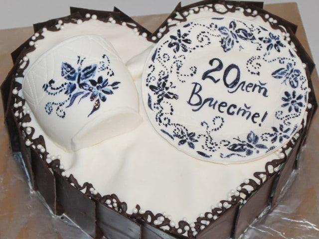 Торт годовщина свадьбы фото   подборка 024