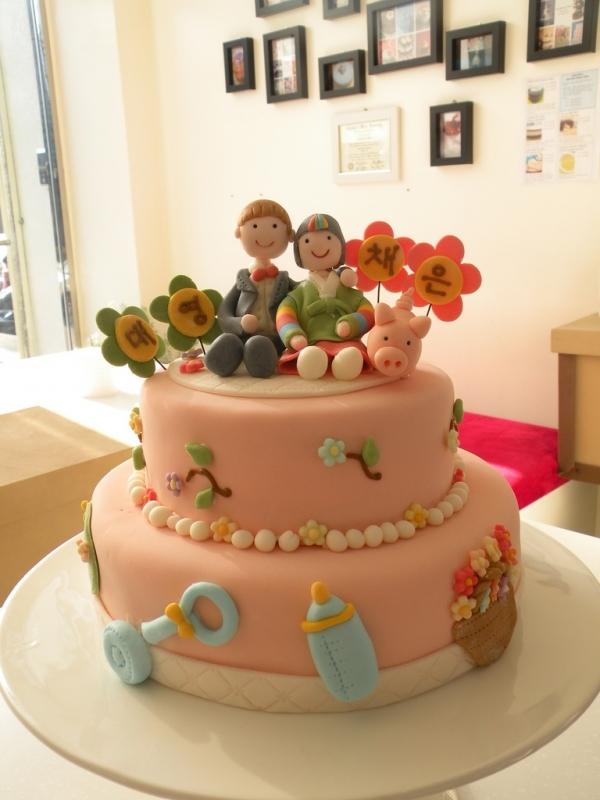 Торт для брата и сестры   красивые фото002