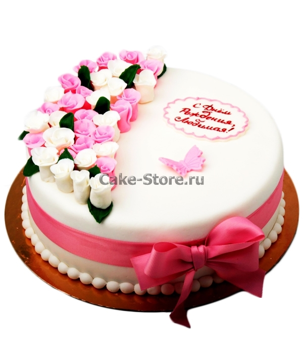 Торт для брата и сестры   красивые фото004