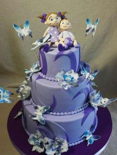 Торт для брата и сестры   красивые фото005