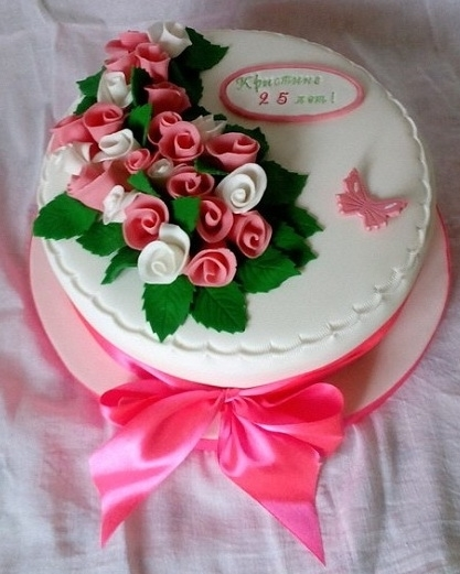 Торт для брата и сестры   красивые фото010