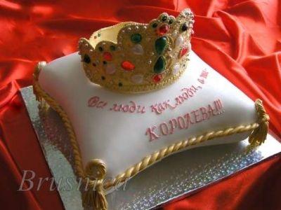 Торт для брата и сестры   красивые фото013