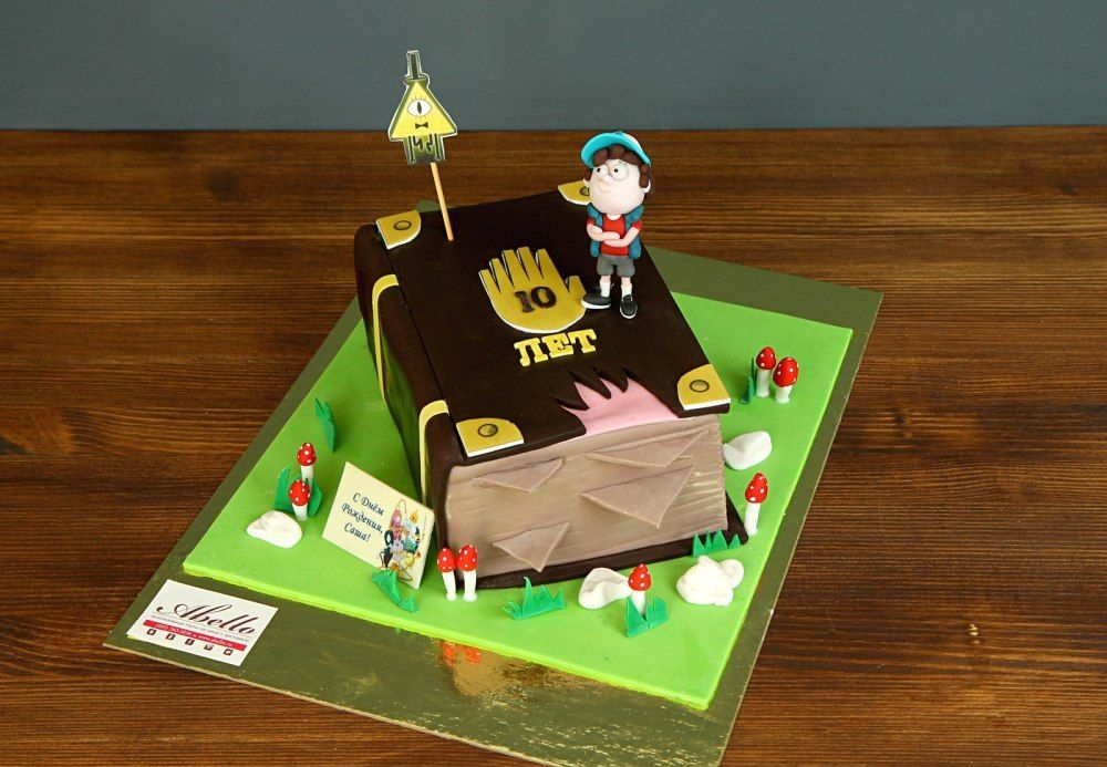 Торт для брата и сестры   красивые фото015