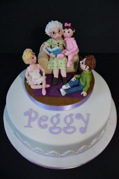 Торт для брата и сестры   красивые фото016