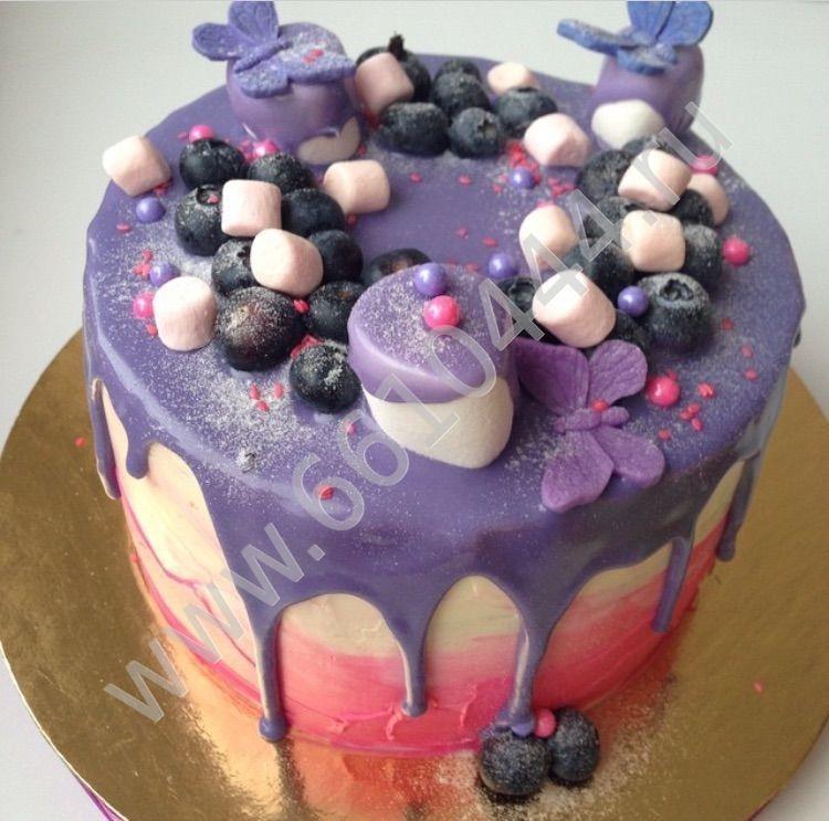 Торт для девочки 8 лет из мастики   фото 017