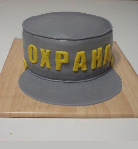 Торт для охранника фото 001