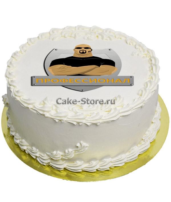 Торт для охранника фото 002