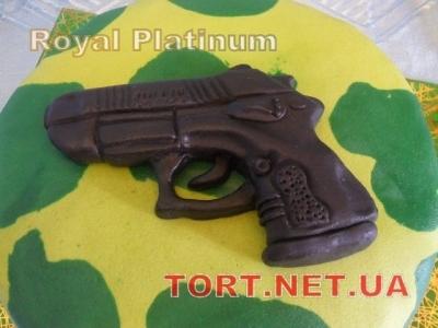 Торт для охранника фото 007