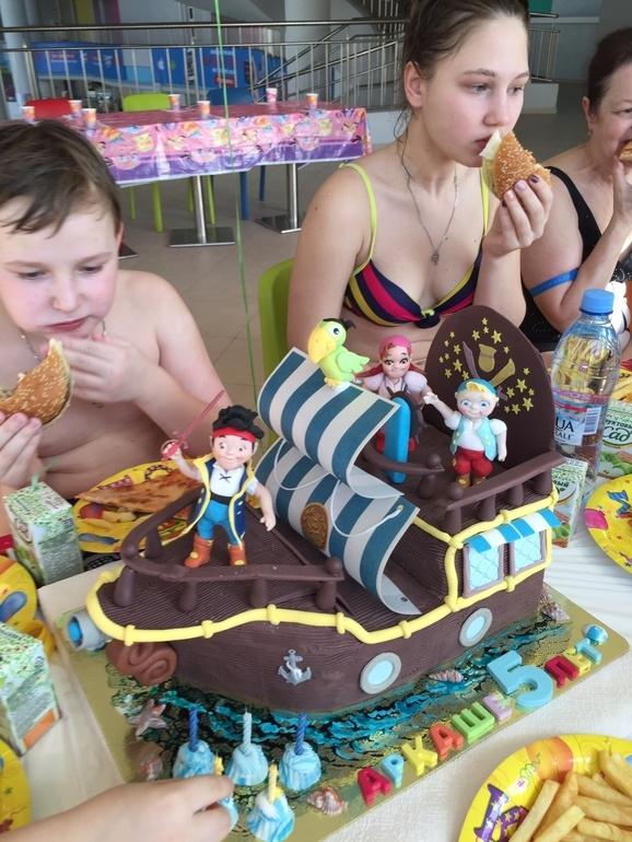 Торт для охранника фото 013