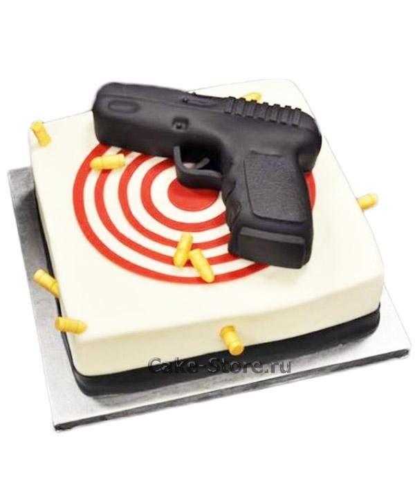Торт для охранника фото 018