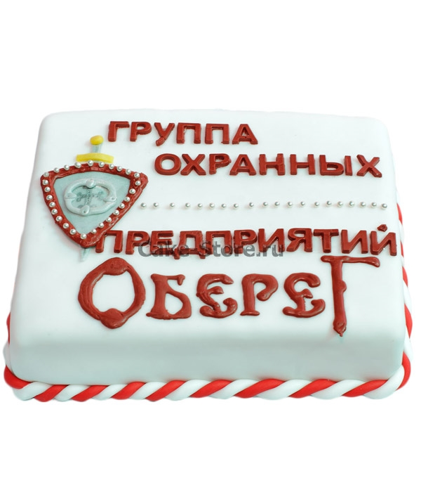 Торт для охранника фото 021