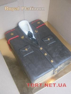 Торт для охранника фото 022