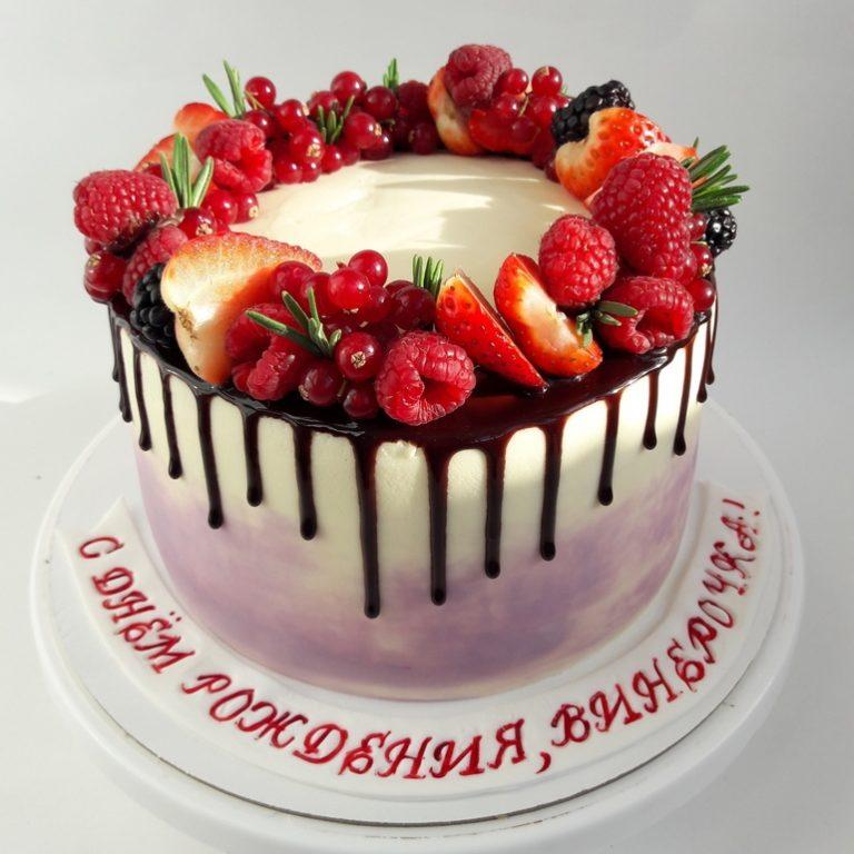 Фото торта открытки
