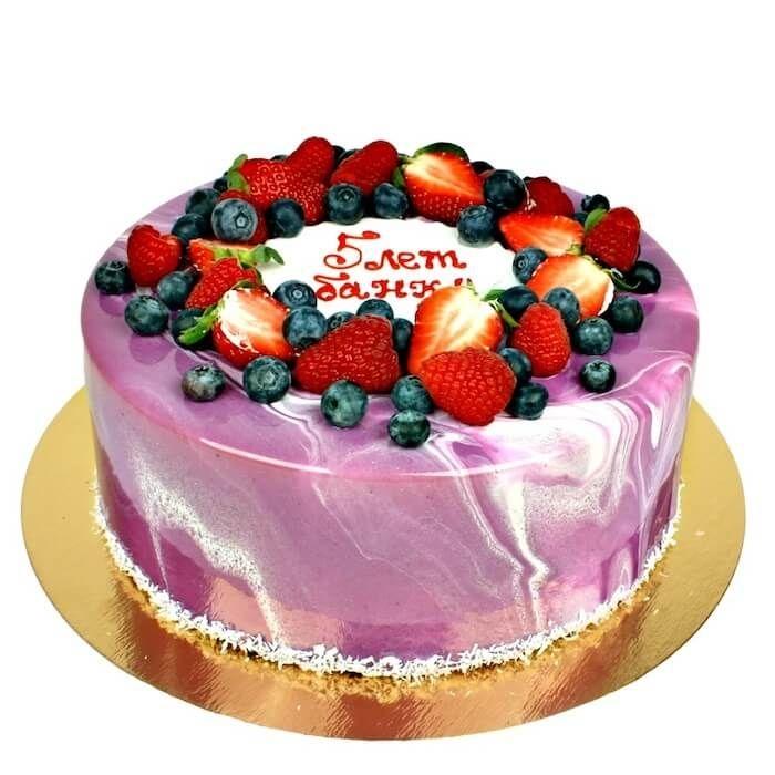 Торт на день рождения.   красивые фото 025
