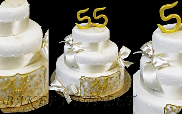Торт папе 55 лет фото   красивые 025