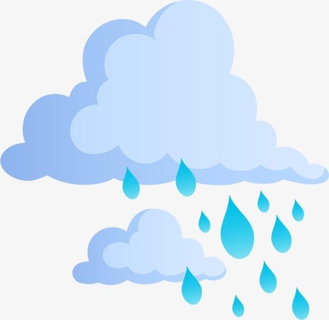 Картинки для детей дождь с тучей